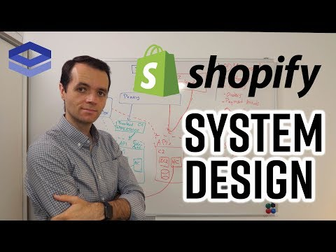 System Design Shopify ECommerce Platform Interview Question For Software Engineers