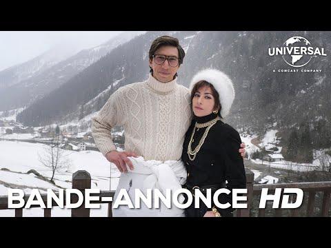 House of Gucci - Bande annonce VF [Au cinéma le 24 novembre]