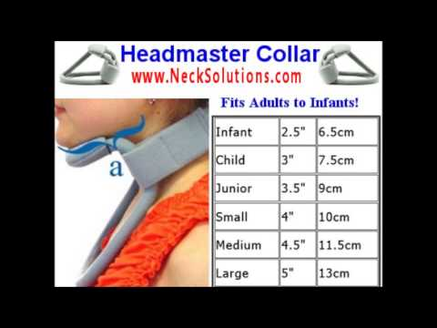 Headmaster Collar Head Support