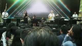 ECOUTEZ Band ( Maafkan Tak Sempurna ) Live Java Soulnation 2012