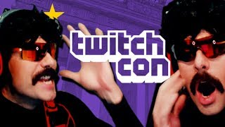 Download DrDisrespect Reacts To TWITCHCON'S BIGGEST HIGHLIGHTS Mp3 and Videos