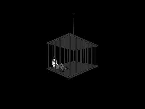 In The Cage Illustrated