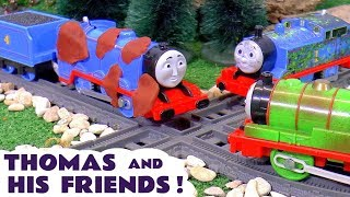 Thomas The Tank Engine and his Friends Toy Trains Stories for kids and children TT4U