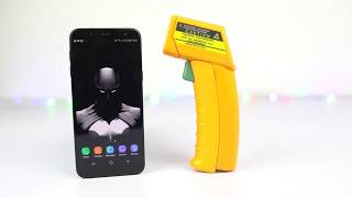 Samsung J6  Gaming Review, Heat Test and Battery Drain Test