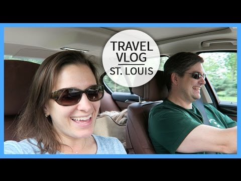 Travel Vlog | St  Louis | June 13 - 14, 2015