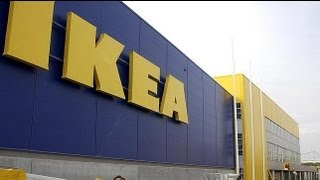 Ikea Seville.  Location And History [igeo Tv]