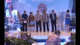 Pengundian Untung Beliung Britama 2013 Regional Bandung