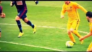 Lionel Messi -Skills & Goals - 2015-2016