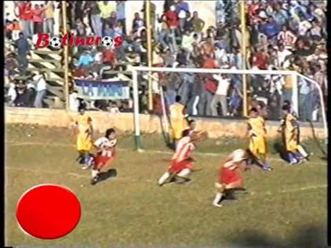 Gol Retro (Mauricio Lujan - Estudiantes)