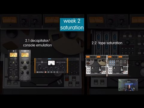 Learn Mixing and Mastering: Mixing Foundations Lesson 1 - Orientation