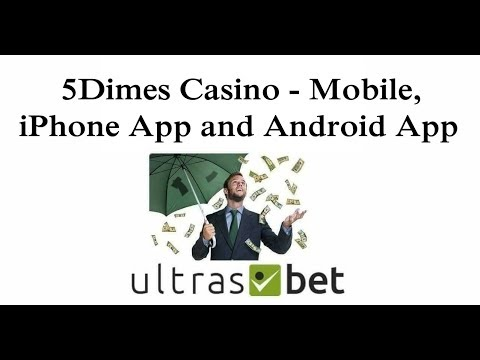5dimes Casino Mobile Iphone App And Android App Youtube