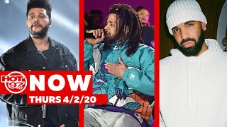 J Cole + Drake The Weeknd Surprise Hospitalized Fan + Scott Storch & Mannie Fresh Battle + More !