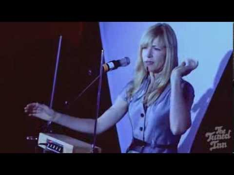 Dorit Chrysler playing the Theremin... pretty nifty