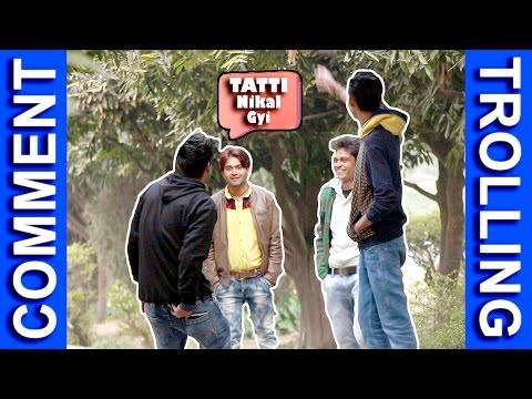 """Tatti"" Nikal Gayi Prank - TST - Pranks in India"