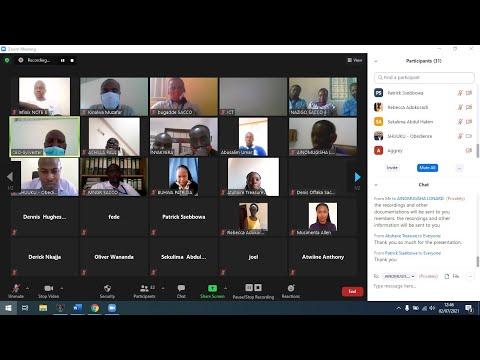 UCSCU CBS MIS online meeting