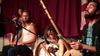 Leah Song of Rising Appalachia (featuring Biko), Climbing Poetree, +Elijah- and the Band of Light
