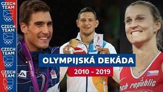 Letní dekáda ve 3 minutách (2010 - 2019)   Český olympijský tým