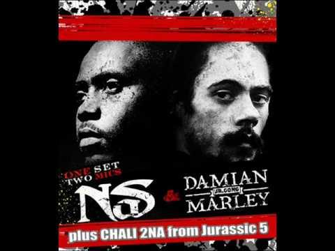 Nas & Damian Marley - Distant Relatives, Tribal War