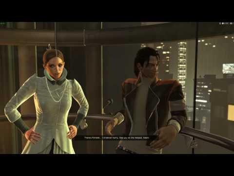 Deus Ex: Human Revolution - Director's Cut ::: PART 1  