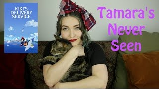 Kiki's Delivery Service - Tamara's Never Seen