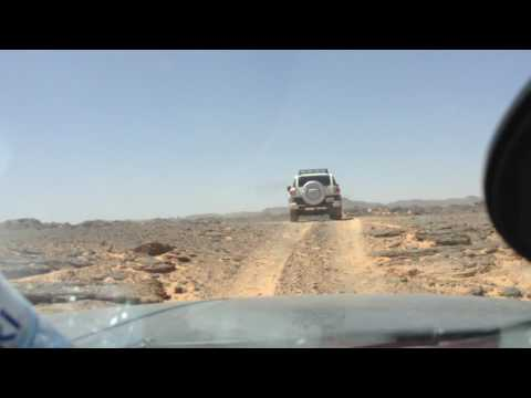 رحلة الى جبال اكاكوس الليبيه A trip to the mountains of Akakos in the south of Libya