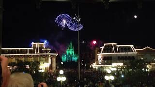 Fourth of July Fireworks 2013 - Magic Kingdom & EPCOT