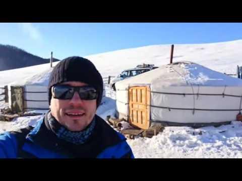 Winter Escape - Goyo Travel Mongolia | Terelj National Park Tours