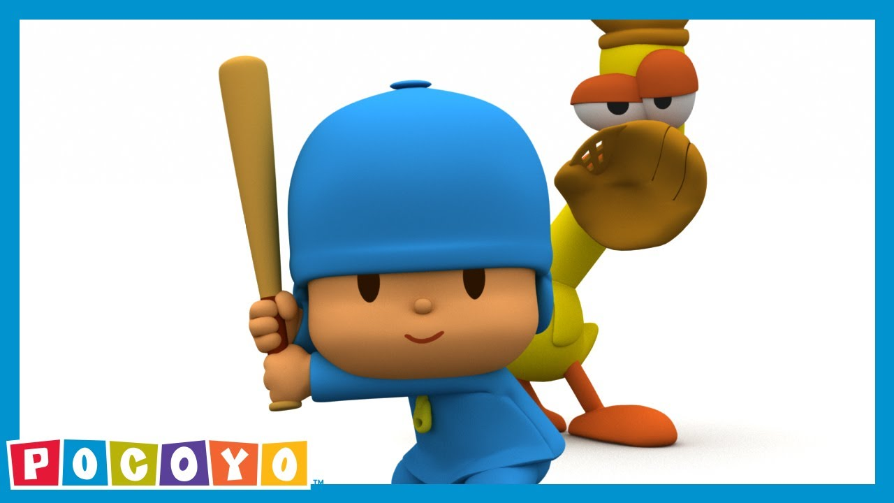 ⚾ pocoyo italiano la mazza e la palla ⚾ video e cartoni