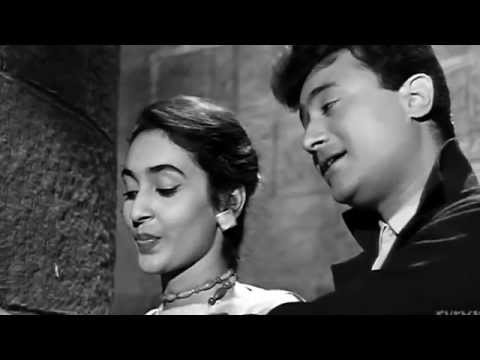 Dil Ka Bhanwar   Dev Anand   Nutan   Tere Ghar Ke Samne   Old Hindi Songs   S D  Burman