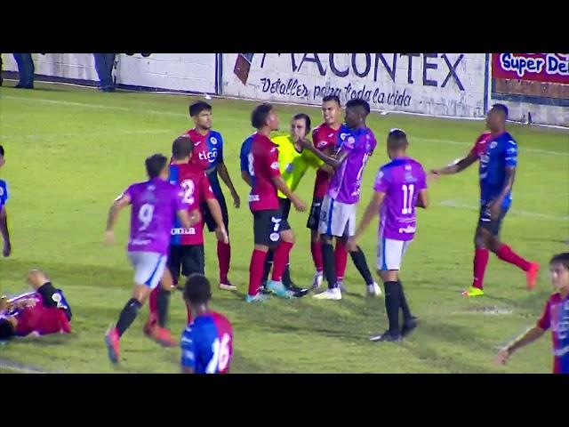 Recordando nuestra última visita al Calero Suárez:  Metapan 0-2 FAS - Apertura 2019