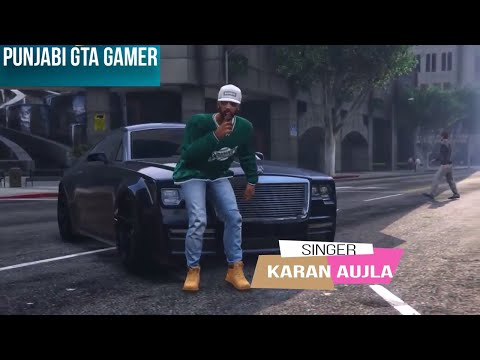 Alcohol 2  (GTA 5 Version)   Paul G Ft Karan Aujla   Harj Nagra   Latest Punjabi New Song 2017
