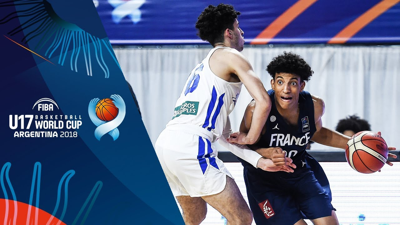 Puerto Rico v France - Full Game - Semi-Finals