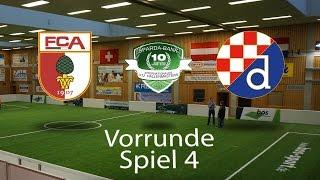 Spiel 04: FC Augsburg 2-2 GNK Dinamo Zagreb │U12 Hallenmasters TuS Traunreut 2017