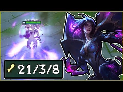 KAI'SA JUNGLE IS LITERALLY BONKERS!! 900+ HP ULT SHIELD LIKE WHAT? | League of Legends Gameplay