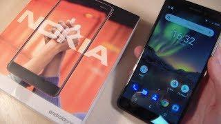 Обзор Nokia 6.1 New 2018 (TA-1043)