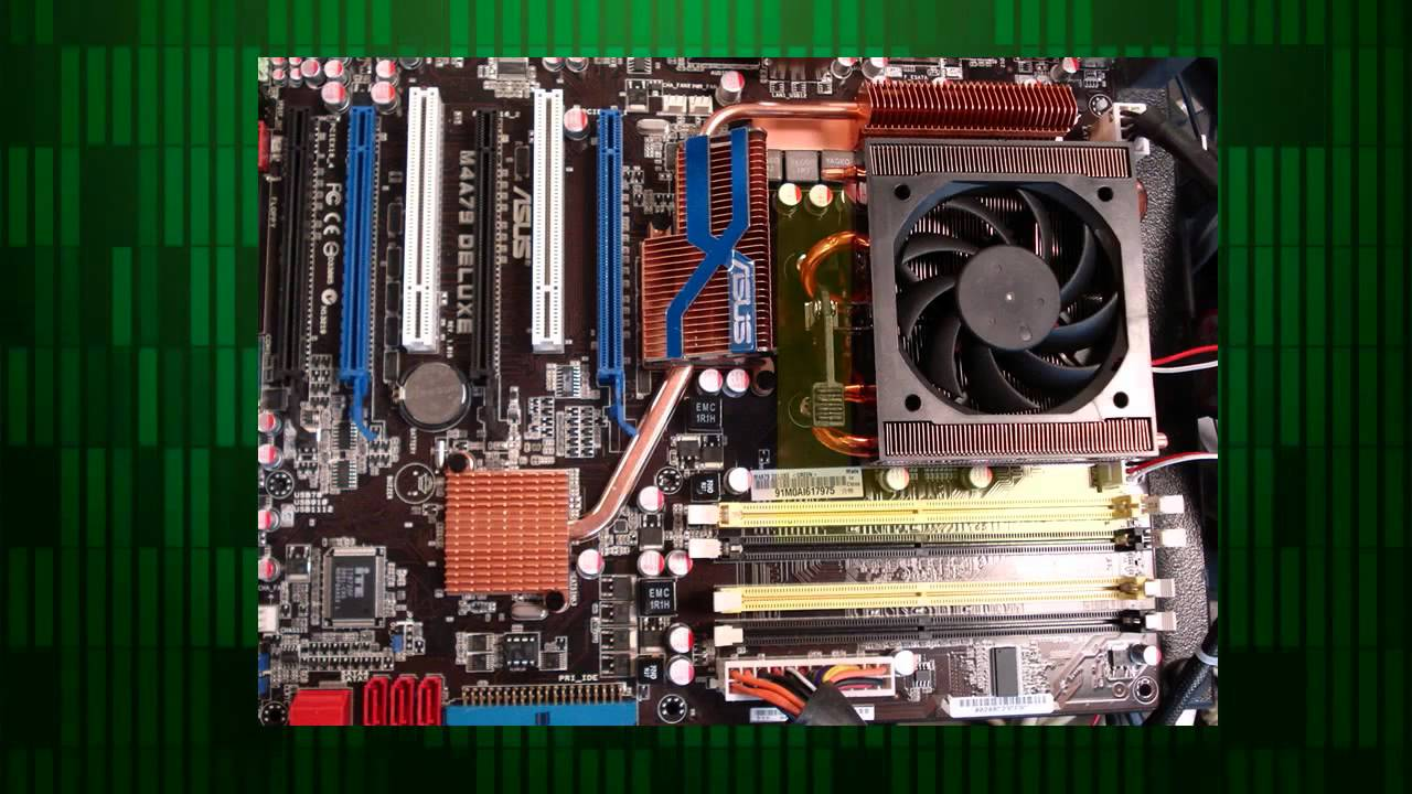 Updating your motherboard and cpu