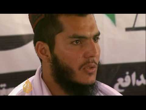 After 7 years of Torture and Abuse by American army in Guantanamo Innocent Muslim released