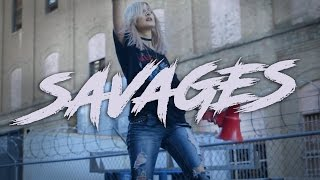 Video Halocene - Savages - (Official Music Video) download MP3, 3GP, MP4, WEBM, AVI, FLV Januari 2018