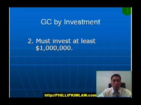 How to Get a Green Card by Investment in Fresno California - Immigration Lawyer