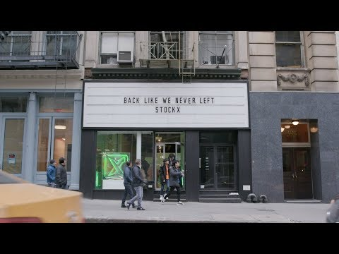 StockX: Behind The NYC Drop-Off