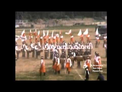 1975 Dream Contest of 7 Drum & Bugle Corps-Roosevelt Stadium
