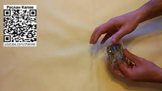 Камуфляжная лента зеленая посылка из китая