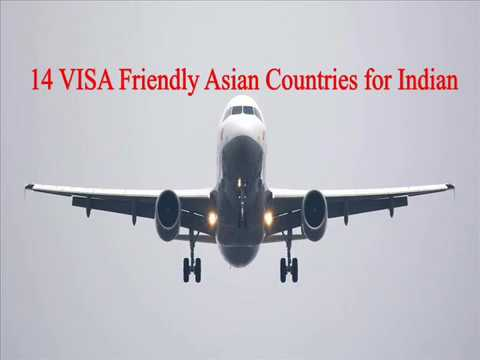 14 VISA Friendly Asian Countries for Indians