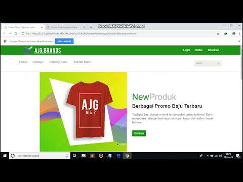 Cara Membuat Dan Menggabungkan HTML Dan CSS - Indonesia