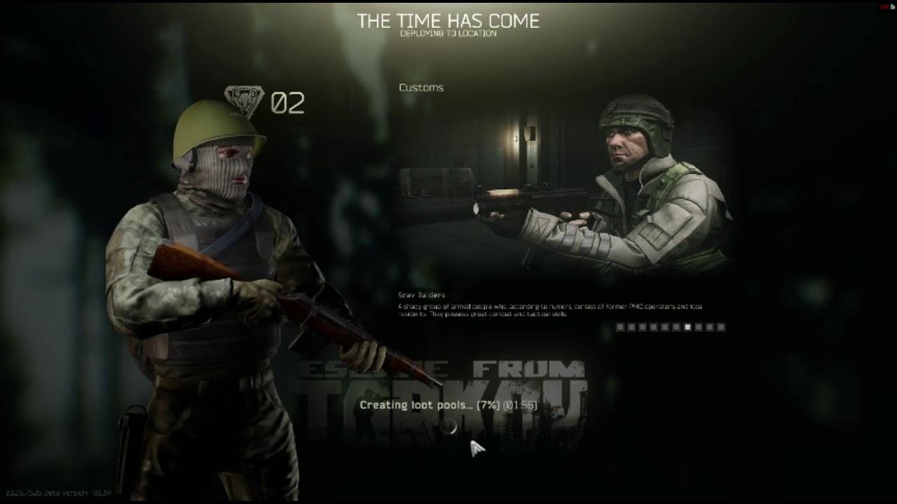 escape from tarkov: Barkov (3)
