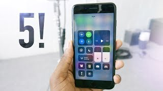 Top 5 iOS 11 Features! thumbnail
