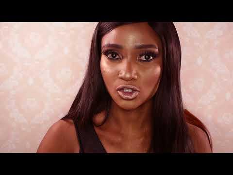Swatches of #RLG Cosmetics matte liquid lipstcks....