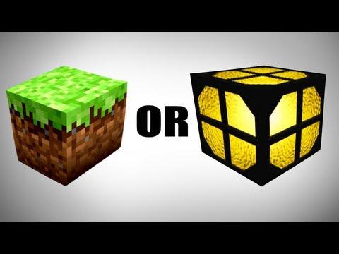 Minecraft Or CastleMiner Z
