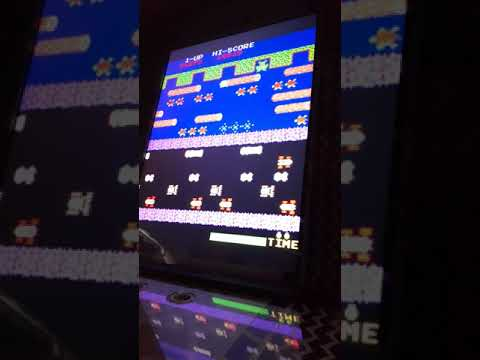 Arcade1up Frogger High Score Challenge from Sling A. Spade High Scores