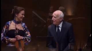 Debussy (Heifetz) «Beau Soir» (Sandrine Cantoreggi & Bruno Canino) Hakuju Hall Tokyo 2018